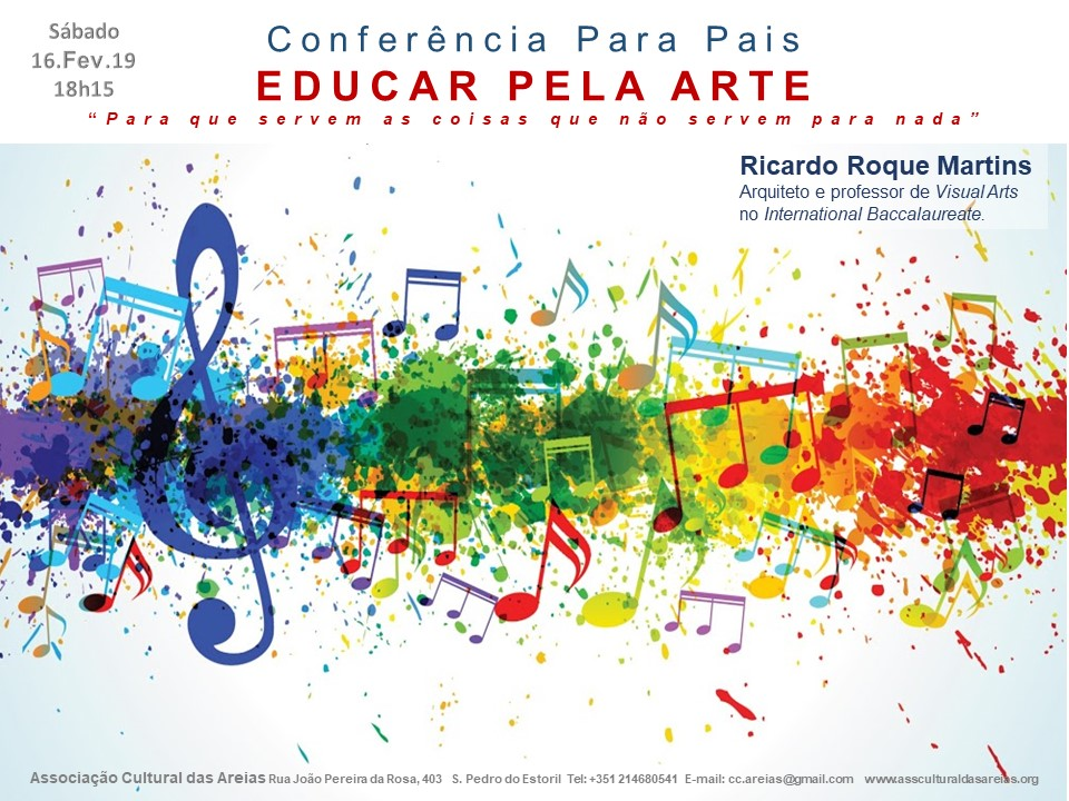 roque martins educar arte